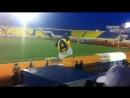 АМУР 2010 vs Байкал 5-1 . Болельщик с флагом
