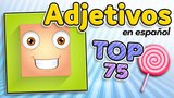 Most used adjectives in Spanish - Learn Spanish