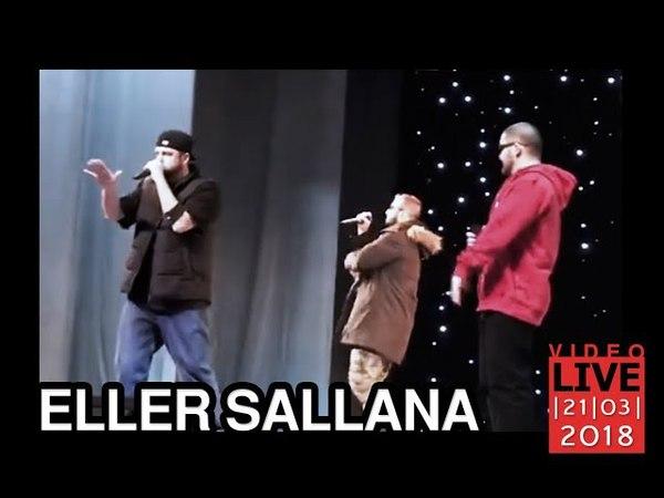SEYRAN7'62 x JAMDEEN x RED NEKS CHATALOV - ELLER SALLANA (live 21/03/2018))