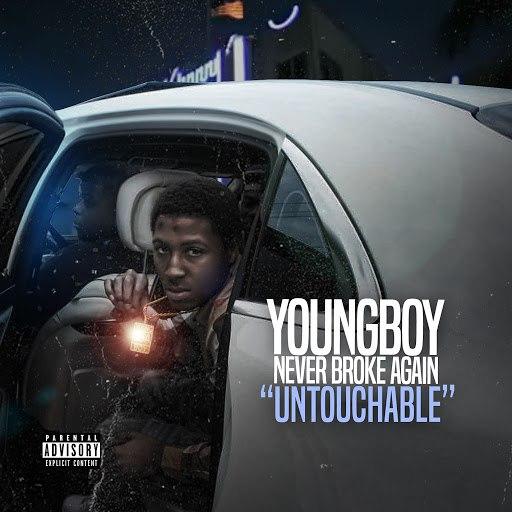 YoungBoy Never Broke Again альбом Untouchable