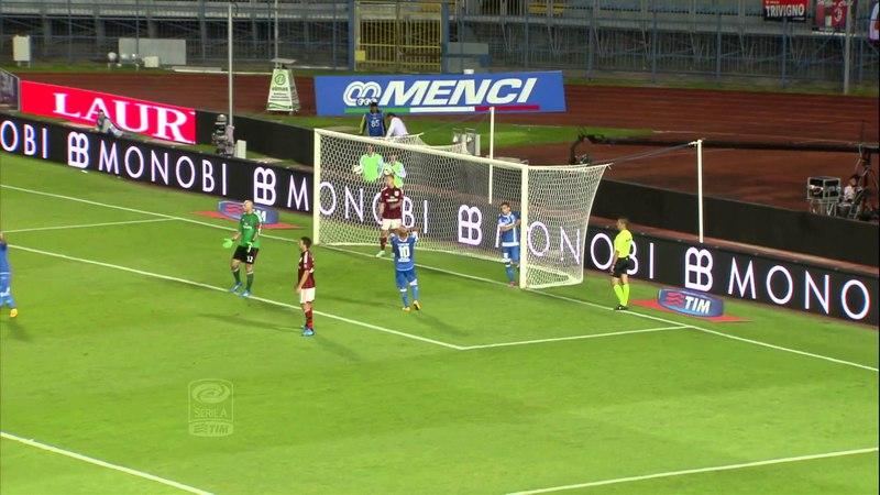 Empoli - Milan 2-2 - Highlights - Giornata 04 - Serie A TIM 2014/15