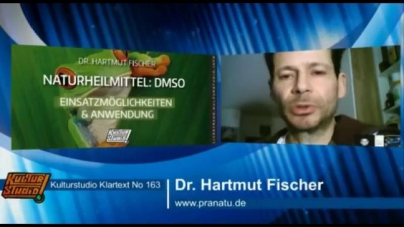 Pflanzenauszüge mittels DMSO Dr Hartmut Fischer beim Kulturstudio