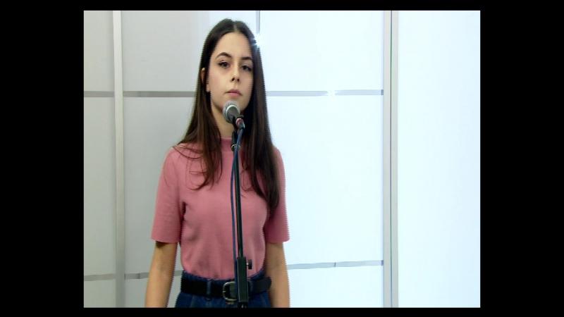 Соня Азизова в гостях утреннего шоу Будильник