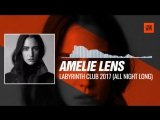 Amelie Lens- Labyrinth Club 2017 (All Night Long) 27-09-2017 #Music #Periscope #Techno