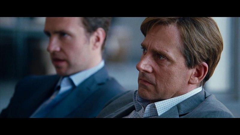 The Big Short (2015) - Jared Vennett's Pitch to Front Point Partners (Jenga Blocks Scene) [HD 1080p]