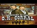 Sfida all'O.K. Corral-John Sturges-1957- Burt Lancaster Kirk Douglas Rhonda Fleming John Ireland Dennis Hopper Lee Van Cleef