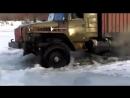 Дальнобойщики Севера . Дороги крайнего севера Зимник RUSSIAN ROADS 8