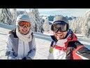 Как проходят выходные в Канаде | Наряжаем ёлку и катаемся на лыжах