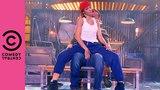 Jenna Dewan-Tatum Performs Ginuwine's