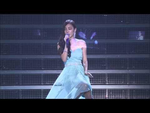 [HD] KARA Hara (구하라) Solo - みんな空の下 (모두 하늘 아래) @3rd KARASIA Tour