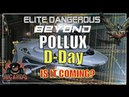 Elite: Dangerous Is D-Day coming? Beacon in Pollux