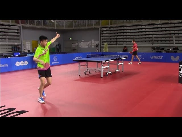 Simply Table Tennis