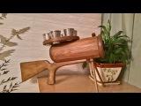 Самый простой способ склеить цилиндр из дерева. Лайфхак столяра.