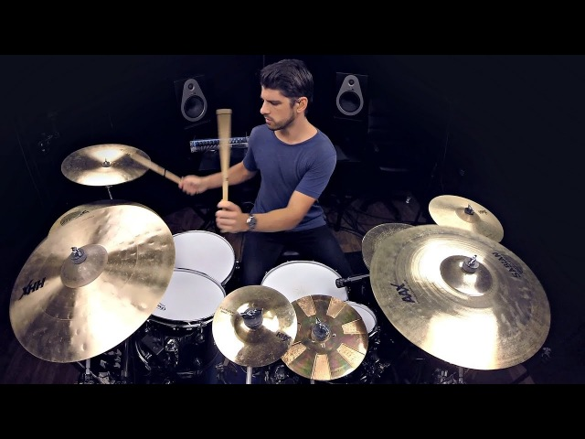 Cobus Limp Bizkit Take A Look Around Drum Cover QuicklyCovered