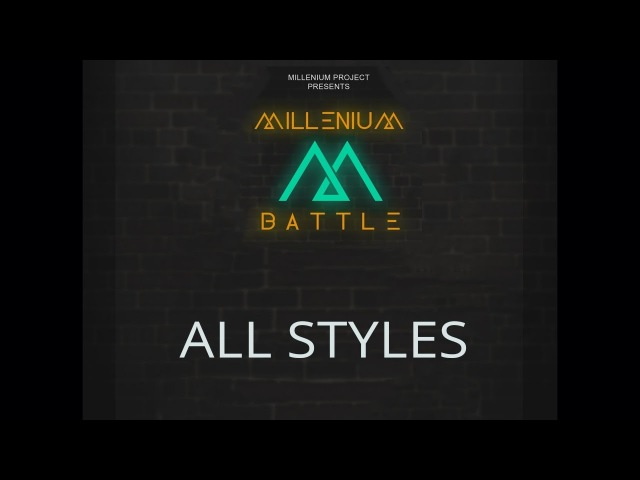 Battle M ¦ ALL STYLES. FINAL ¦ RASH (win) vs LIL KES