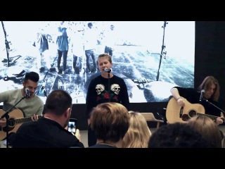 Nothing But Thieves - Sorry (Live at Apple Store Regent Street)