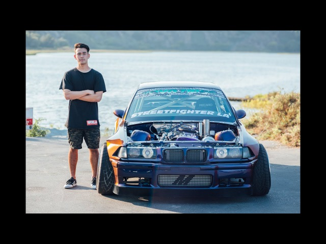 BEHIND THE BUILD: DYLAN COLEMAN'S 96' BMW E36/M3