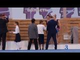 Спортивная акробатика. Чемпионат и первенство СЗФО 8-10.01.2018. Награждение часть 3.