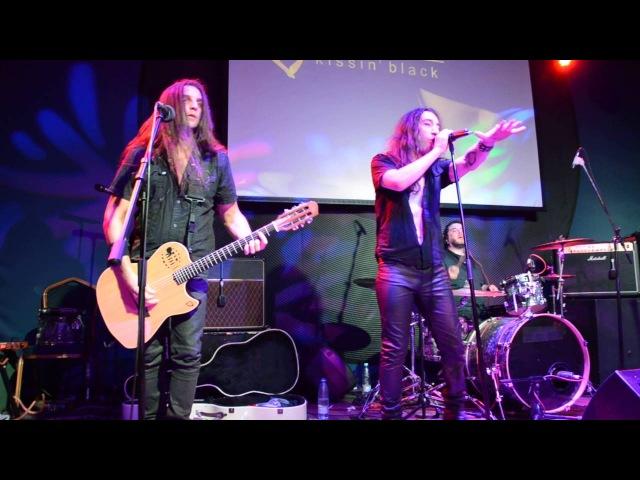 Kissin Black - Heard over head (14.10.2016 Moscow Mezzo Forte )