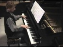 J BRAHMS Poco Allegretto, dalla Sinfonia n 3 op 90 trascrizione Franco Meoli