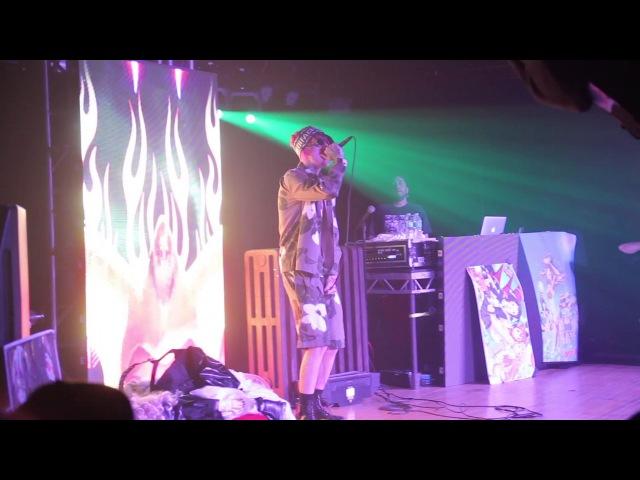 Lil Peep - Nineteen live