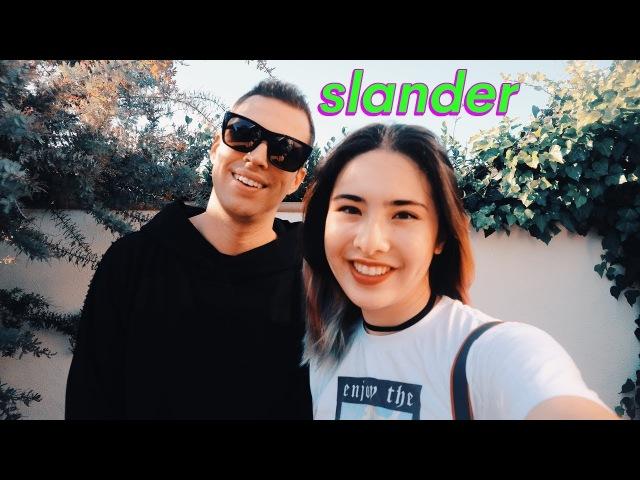 SLANDER (Derek) Interview- EDM beef, studying politics, best music school