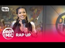 Drop the Mic: Rob Gronkowski, Gina Rodriguez, James Van Der Beek, & Randall Park - RAP UP | TBS