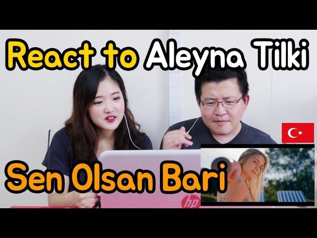 Aleyna Tilki - Sen Olsan Bari _ Turkey [Koreans React] Hoontamin