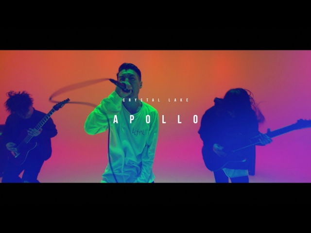 Crystal Lake - Apollo【Official Music Video】