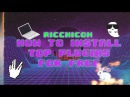 RicchiCom How to install trapcode, magic bullet, aejuice for free