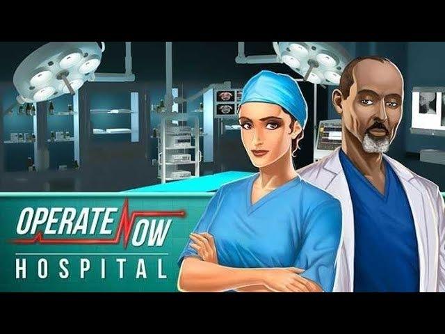 РЕЖУ ЛЮДЕЙ Или как стать главврачем. Симулятор хирурга. Operate now. Hospital.