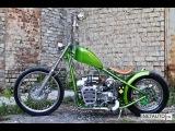Тюнинг мотоциклов Урал.Ural Motorcycle Tuning