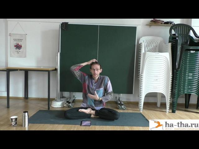 Лекция 1. Йога как терапия. Женское здоровье.