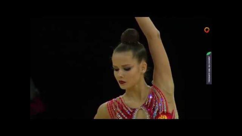 Екатерина Селезнева - лента (многоборье) Кубок Дерюгиной 2018