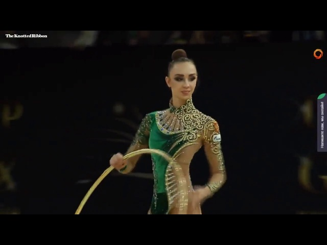 Irina Annenkova hoop EF 2018 Kiev Deriugina Grand Prix