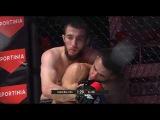 Xavier Alaoui vs. Shamil Shakhbulatov