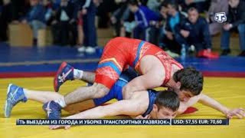 Сборная Республики Крым выиграла Всероссийский турнир по греко-римской борьбе