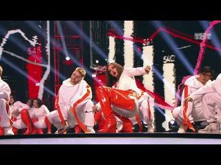 ТАНЦЫ: Вступительный танец (Ольга Бузова - Wi Fi) (сезон 4, серия 20) из сериала Танцы с...