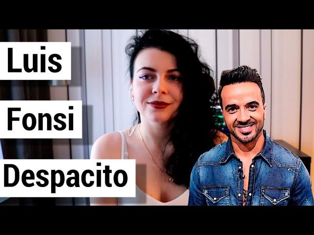 Luis Fonsi - Despacito in Russian ( cover на русском Олеся «Зима»)
