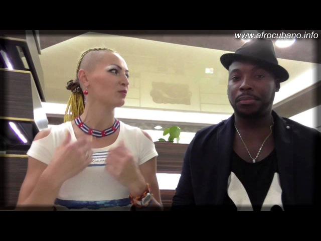 МЫСЛИ о ТАНЦАХ 1 - интервью с Fredyclan (Comentarios de bailes 1 - entrevista con Fredyclan)