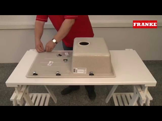 Fragranite Instructions - How to Install a Fragranite Inset Sink