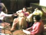 1986-0906 Talk and Bhajans before Ganesha Puja - Shri Mataji playing harmonium