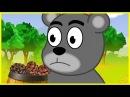 Мишка косолапый по лесу идет Песенка мультик видео для детей