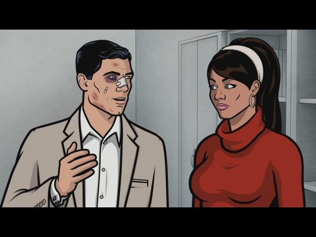 Арчер / Archer / сезон 7 / 2-10 (Кубик в кубе Бяко Рекордс)