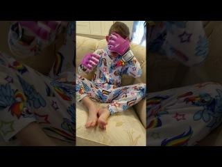 Severe autism, non verbal - Self destruction - SIB (Self-injurious behavior)