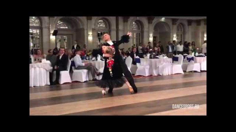 Igor Politsimako - Sofia Daniliuk, RUS, Final Tango