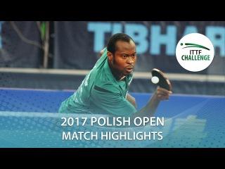 2017 Polish Open Highlights: Kaii Yoshida vs Aruna Quadri (Final)