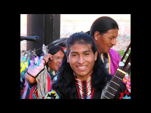 Live music of American Indians. Part 7, Rikchari, Ecuador