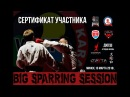 Big Sparring Session Каратэ WKF