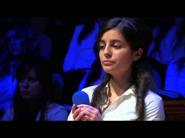 Лысенко Оксана - песня Его мысли не наши мысли